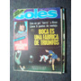 Revista Goles 1541 14/7/78 Kempes Boca Vence A River Videla