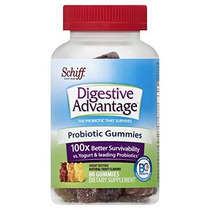 Digestivo Probiotic Advantage Gummies Diario Suplemento-100x