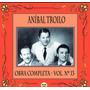 Cd Tango Anibal Troilo Obra Completa 24 Cds Por $ 3000