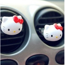 Aromatizante Fragancia Auto Hello Kitty