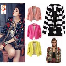 Saco Blazer Moda Japonesa Oriental Asia Catalog Envio Gratis