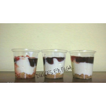 Shots Dulces - Mini Postre