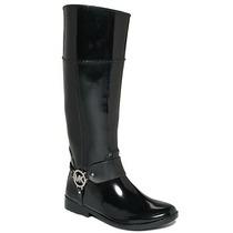 Rain Boots Michael Kors, 100% Originales, Nuevas En Su Caja