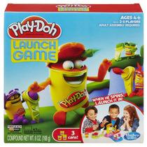Plastilina Play-doh Juego De Lanzamiento Launch Game
