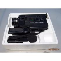 Super 8 - Filmadora Com Microfone
