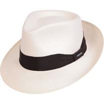 Chapéu Pralana Cowboy Panamá Palha Importada 13201
