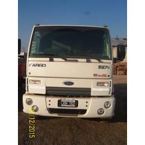 Ford Cargo 1517 Caja Volcadora - Año 2010