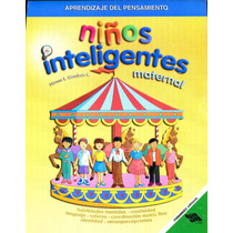 Niños Inteligentes Maternal - Gamboa / Fernandez Editores