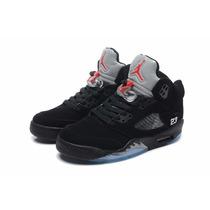 Tenis Nike Air Jordan 5 Importado Exclusivo