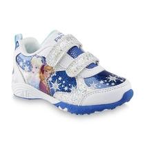 Zapatos Frozen Importados Sin Luces