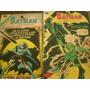 Batman 2 Antiguos Comics Novaro - 547- 581