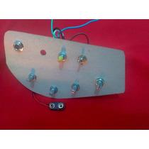 Circuito P/bajo 3banda Activo/pasivo C/llave De 5 Posiciones