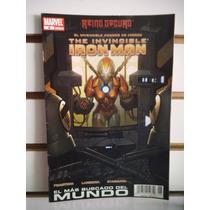The Invincible Iron Man 06 Reino Oscuro Editorial Televisa