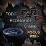 Alma Paragolpes Delantero 08 Ford Focus Y Mas...
