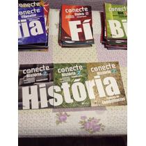 Livros Conecte 1º, 2º E 3º Ensino Médio - Vendo Avulso