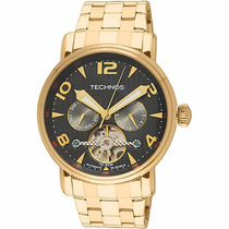 Relógio Masculino Technos 2l27ab/4p Classic Automático