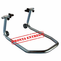 Cavalete Para Moto / Motocicleta Suspensão Traseira - Galmar