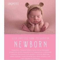 Livro Guia Prático Fotografar Newborn Lancamento Português