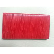 Carteira Vermelho-louis Vuitton