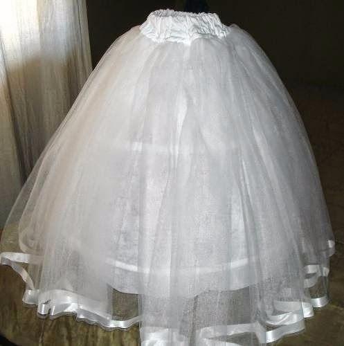 armadores o enaguas para todo tipo de vestidos - bs. 3.500,00 en