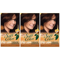 Soft Color Wella Kit 477 Café X 3 Consulte Stock