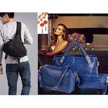 Moda Japones Bolsa Cartera Estuche Mochila Maleta Env Gratis