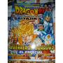 Album Dragon Ball El Mundo De Los Saiyajins Figuras A Pegar