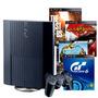 Combo Consola Ps3 500gb + 4 Juegos Sony Store