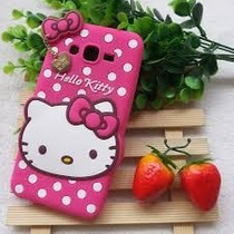 Funda Case Samsung Grand Pirme Hello Kitty