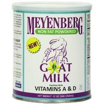 Meyenberg No Grasa En Polvo Leche De Cabra Vitaminas A Y D 1