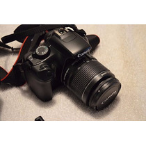 Canon T3 Poco Uso + Accesorios