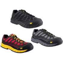 Zapato Tenis Caterpillar Casquillo Seguridad