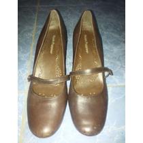 Oferta!!! Zapatos De Tacón Hush Puppies - Talla 39