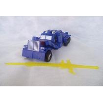 Boneco Transformers Vira Caminhão