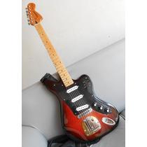 Guitarra Giannini Supersonic Anos 80 Sunburst Jazzmaster