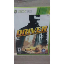 Driver San Francisco Original Xbox 360