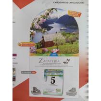 Calendario Exfoliador Con Respaldo Especial, Taci D