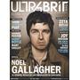 Revista Ultrabrit Magazine N° 1 Noel Gallagher Suede Pulp