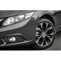 Roda New Civic 2016 Exr Aro 17 Fit City Kia I30+bicos