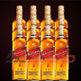 Kit 12 Whisky Johnnie Walker Red Label 1 Litro -original