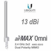 Antena Omni Bidireccional Amo-2g13 Ubiquiti Network