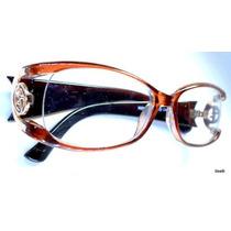 Armação Óculos De Grau Lote De 10 Pçs , Top De Linha