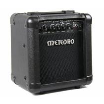 Amplificador Para Guitarra Meteoro Mg10 - Garantia De 3 Anos