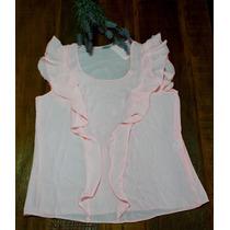 Plus Size Moda Blusa Social Verão Romantica Candycolor