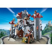 Playmobil 6697 Castillo Medieval Super 4 Figura Gratis