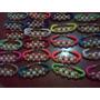 Pulseras Con Pepas Y Perlas Finas En Distintos Colores