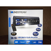 Auto Estéreo Soundstream Vm-23b Bluetooth