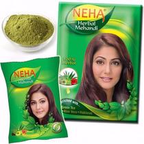 Neha Henna Cabello 28 Grms, Natural O Burgonia.