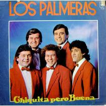 Cumbia Santafesina-vinilo-los Palmeras-chiquita Pero Buena