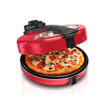 Maquina Para Hacer Pizzas 30 Cm Bocadillos Hamilton Beach